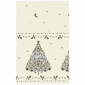 Swantex 'Tis The Season Christmas Swansoft Tablecovers 120cm