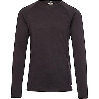 Trespass Herren Rennie Wicking Quick Dry Baselayer Top