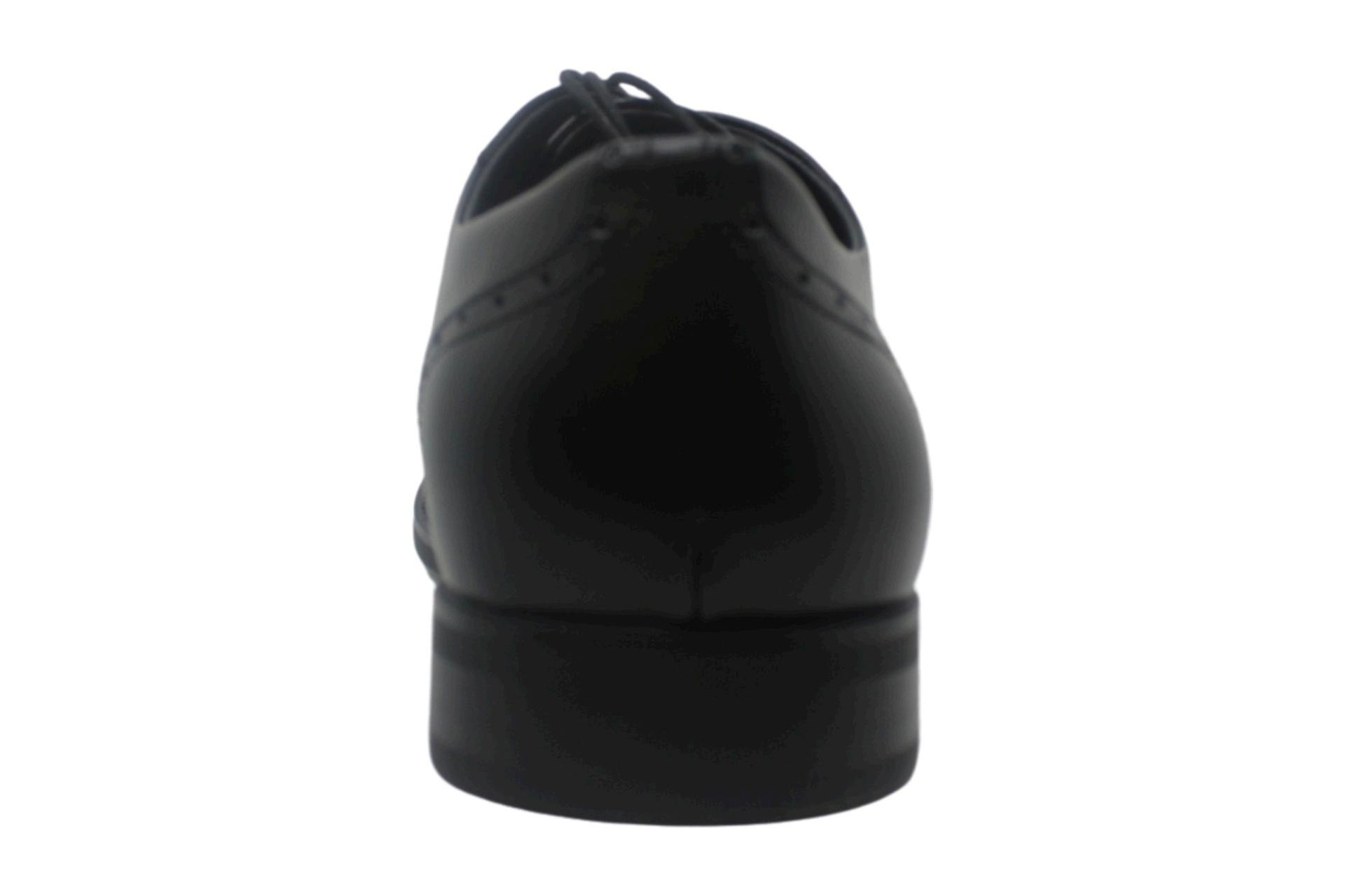 Alfani Men's Shoes Abie Leather Lace Up Dress Oxfords