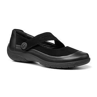 Hotter Women's Glee Wide Touch Fasten Mary Janes