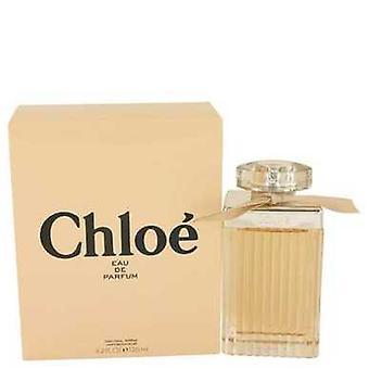 Chloe (new) By Chloe Eau De Parfum Spray 4.2 Oz (women) V728-536679