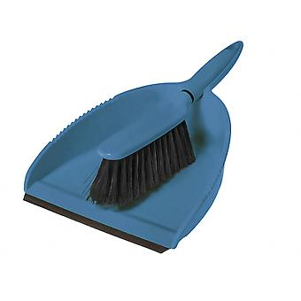 Greener Cleaner Greener Cleaner Dustpan & Brush Blue GCB008BLUE