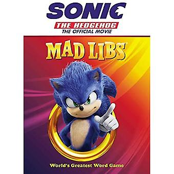 Sonic the Hedgehog: The Official Movie Mad Libs (Sonic the Hedgehog)