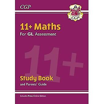 Novo 11 + livro de estudo de matemática GL (com os pais ' guia & edição online)