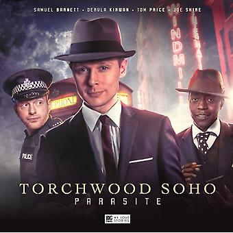 Torchwood Soho Parasite by Goss & James