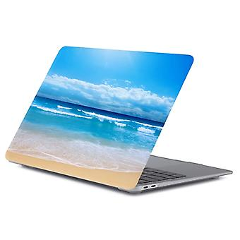 Printing Matte Laptop Protective Case for MacBook Pro 15.4 inch A1990 (2018) / A1707 (2016 - 2017)(RS-037)