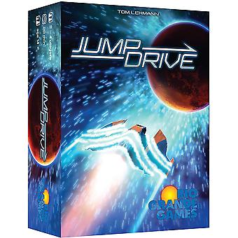 Race For The Galaxy Jump Drive Board Game