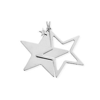 ChloBo SP25792578 Women's Star Pendant