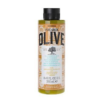 Oliivi - Ravitseva shampoo Ei mitään