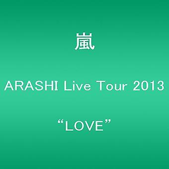 Arashi - Live Tour 2013 kjærlighet [Blu-ray] USA import