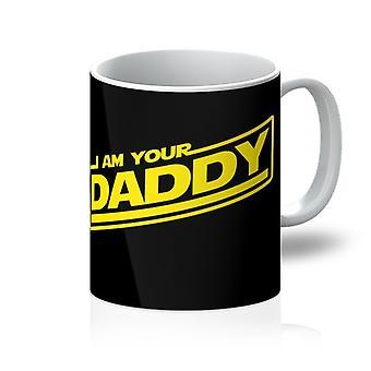 أنا والدك القدح
