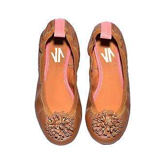 Ballerinas Silva Cobos Flats Honey