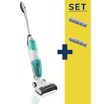 Leifheit Regulus Aqua PowerVac including two additional wiper rollers
