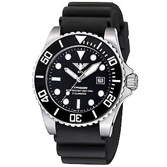 Mens Watch Khs KHS.TYS.DB, Quartz, 46mm, 30ATM