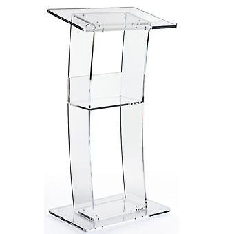 Single Shelf Podium