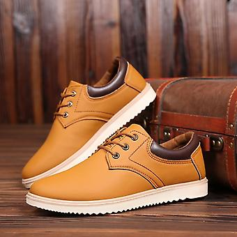 Men's Fashion Design Leather Casual Shoe.