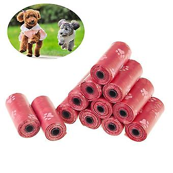 12 Rolls Dog Waste Bags Degradable