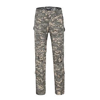 kamuflasje farge taktiske klær hær av kamp uniform, militære bukser med