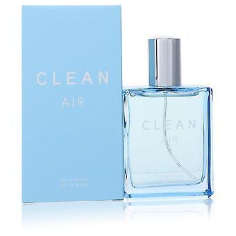 Clean air eau de parfum spray by clean 555292 30 ml