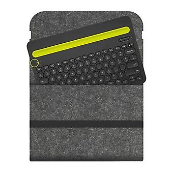 Storage Felt Protective Keyboard Bag  Anti Shock Travel Cover Compact