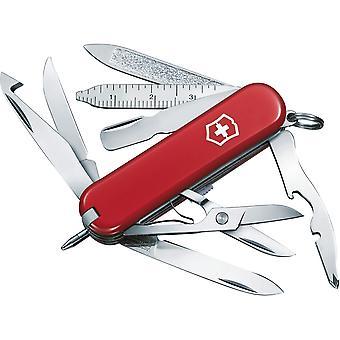 Victorinox Sveitsin armeijan MiniChamp tasku veitsi - punainen