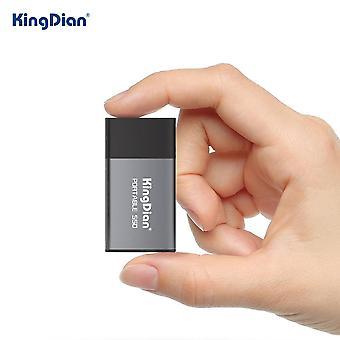 Externí přenosné disky USB 3.0 typu C pro notebook