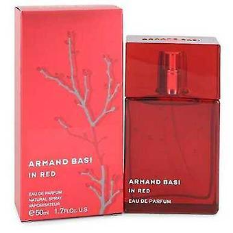 Armand Basi In Red By Armand Basi Eau De Parfum Spray 1.7 Oz (women) V728-431245