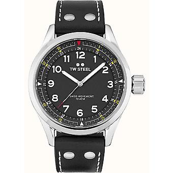 Mens Watch Tw-Steel SVS103, Kvarts, 45mm, 10ATM
