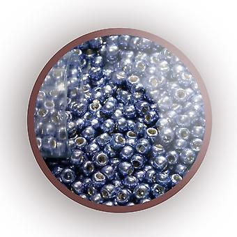 11/0 #tr-pf567 Polaris Metallic Permafinish Round