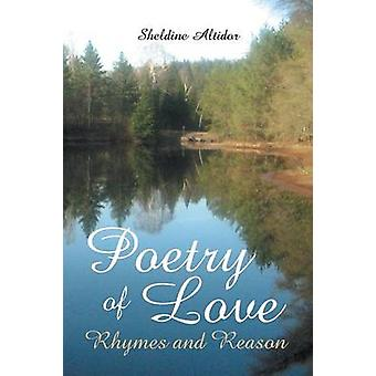 Poetry of Love by Sheldine Altidor - 9781450009072 Book