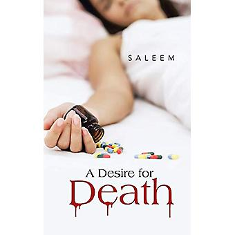 A Desire for Death by Saleem - 9781482813210 Book