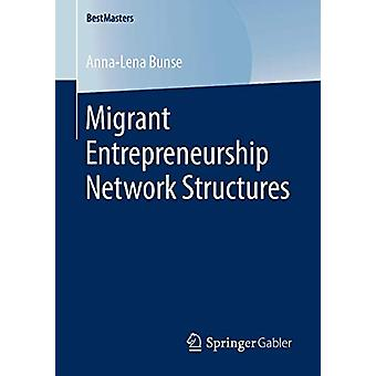 Migrant Entrepreneurship Network Structures door Anna-Lena Bunse - 9783