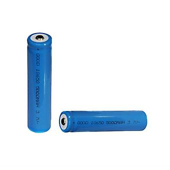18650 3.7v 5000mah Rechargeable Batteries For Led Flashlight