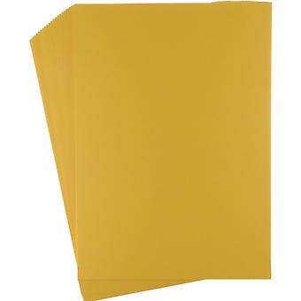 Sweet Dixie Old Gold Cardstock A4 (240 gsm) (25)