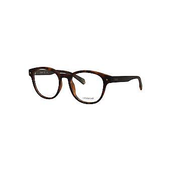 Polaroid Junior PLDD345 086 Dark Havana Glasses