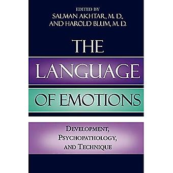 The Language of Emotions: Developmental, Psychopathology, and Technique