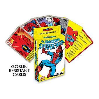 Marvel spider man card game