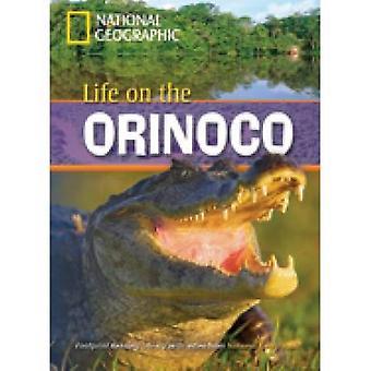 Elämä Orinoco-kirjassa MultiROM Footprint Reading Library 800:lla, kirjoittanut Rob Waring & National Geographic