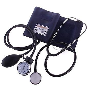 Medidor de medidor de estetoscopio del manguito de presión arterial