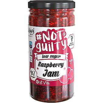 The Skinny Food Co. Raspberry Not Guilty Low Sugar Jam 260g