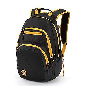 Nitro STASH Pack 29 '13, Unisex-Adult Backpack, Black, 49x32x22cm / 29 Liter