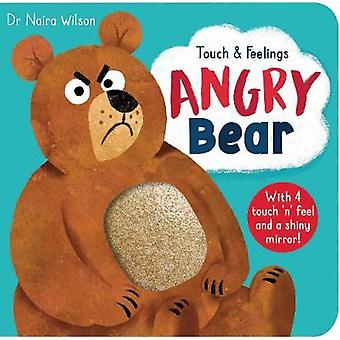 Angry Bear Touch  Feelings