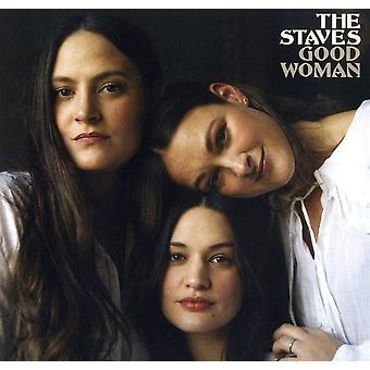 The Staves - Good Woman Vinyl