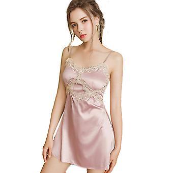 Regenboghorn Sexy Sling Lingerie Nightdress Lace Sling Pajamas FL5538