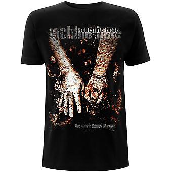 Machine Head - Lisää asioita muuttaa Unisex XX-Large T-paita - Musta