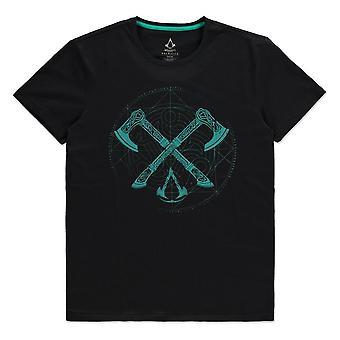 ASSASSIN'S CREED - Yxor Mens XX-Stor T-Shirt - Svart