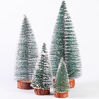 Adornos miniatura del árbol de Navidad - Conjunto de 4 | M&W