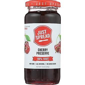 Just Spread Preserve 100Pct Frt Chrry, Gehäuse von 6 X 10 Oz