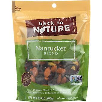 Zurück zur Natur Nuss Nantucket Mischung, Fall von 9 X 10 Oz