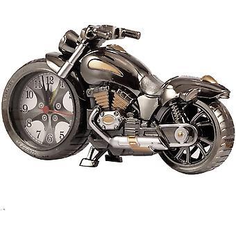 Motorrad Style Studenten Wecker Tisch Schreibtisch Stechuhr Cool Motorrad Modell